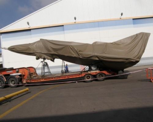 כיסוי מטוס חיל האוויר